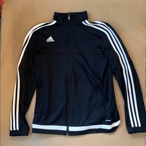 Black ADIDAS ClimaCool Jacket